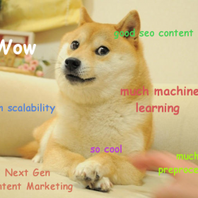 """Machine Learning"""" und Content: TF-IDF? Latent Semantic Indexing? Und sonst so?"""
