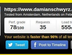 WordPress Performance – die wohl beste Anleitung im Netz